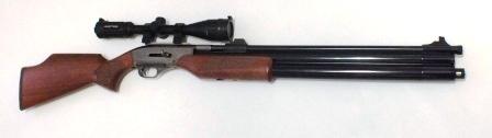 Sam Yang Recluse luchtbuks PCP / buks / luchtgeweer /