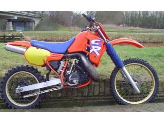 gezocht Cr500 honda project