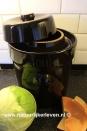 Zuurkoolpot van 10 liter met 2 verzwaringstenen