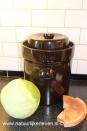 Keuken   Potten en Pannen Zuurkoolpot van 10 liter met 2 verzwaringstenen