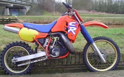 Gezocht Honda cr250 Cr500 opknapper
