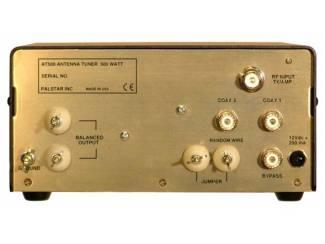 Zendapparatuur Palstar HF Tuner + 50Mhz +70 Mhz  Model AT500