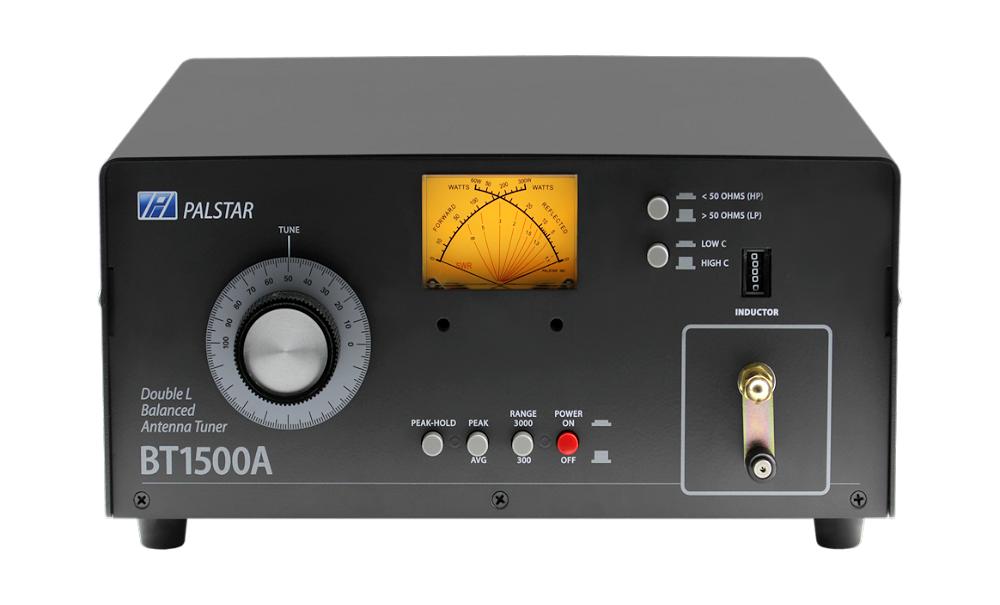 Palstar HF Openlijn tuner BT1500 A