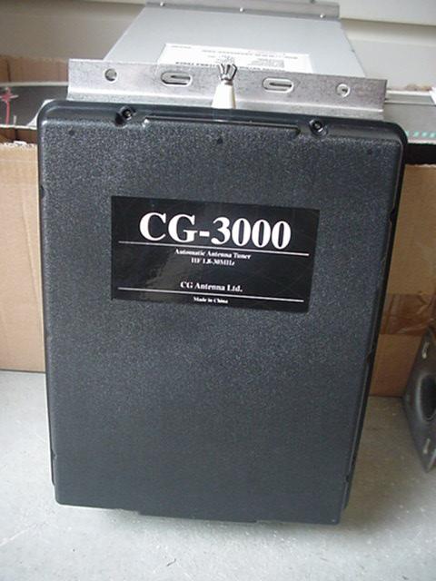 CG 3000 Auto HF Tuner