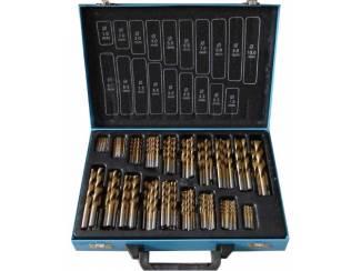 Borenset 170dlg Titanium DIN 338