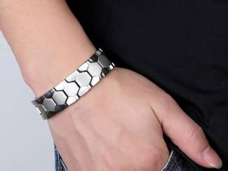 Therapie met magneet armbanden