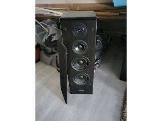 Speakers Philips 200watt 500watt piek