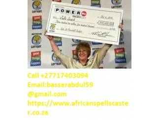 Must Win Lotto Spells - Simple Lottery Spells  +27717403094