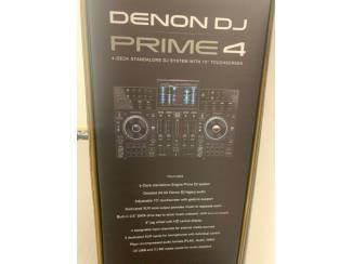 Versterkers Denon DJ Prime 4